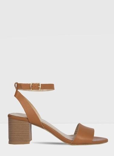 Aldo Doreclya-Tr - Taba Kadin Topuklu Sandalet Kırmızı